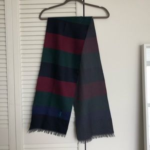 AUTHENTIC YSL Vintage Scarf
